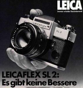 LEICAFLEX_SL2_Werbung
