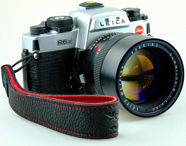 Leica R6.2 silver
